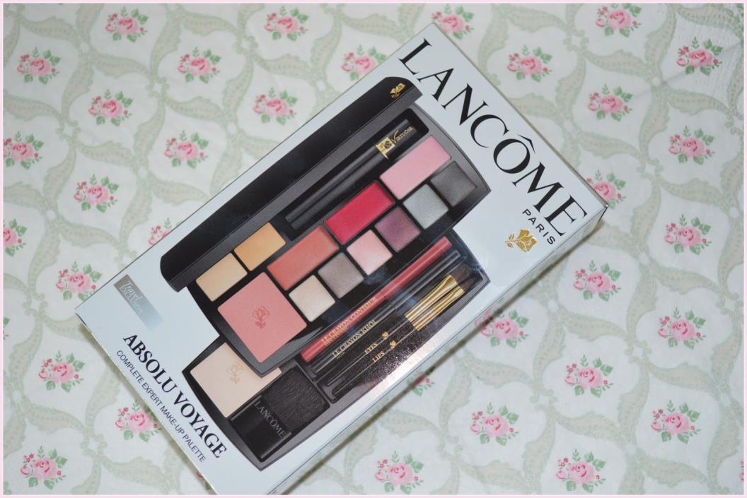 Lancome Paris Absolu Voyage Complete Expert Make-Up Palette. BRAND NEW!!!
