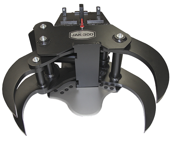 Saw Grapple With Blade--12 inches --FREE SHIPPING--