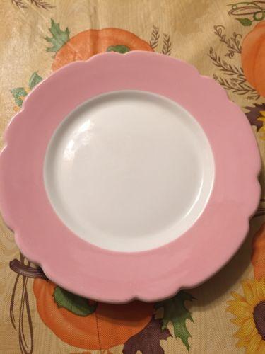Walker Vitrified China Plate