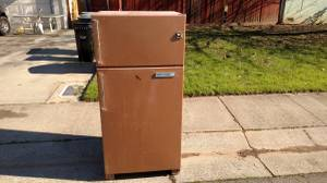 Working fridge (Sacramento)