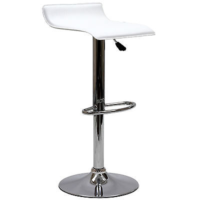 Lexmod Gloria Bar Stool in White