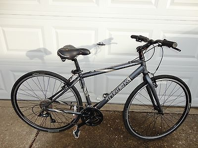 '05 Trek 7200 FX Alpha Aluminum 17.5 Shimano Hybrid Road Bike Rides Great Clean