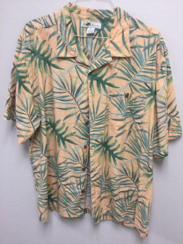 Joe Marlin Hawaiian Shirt XXL