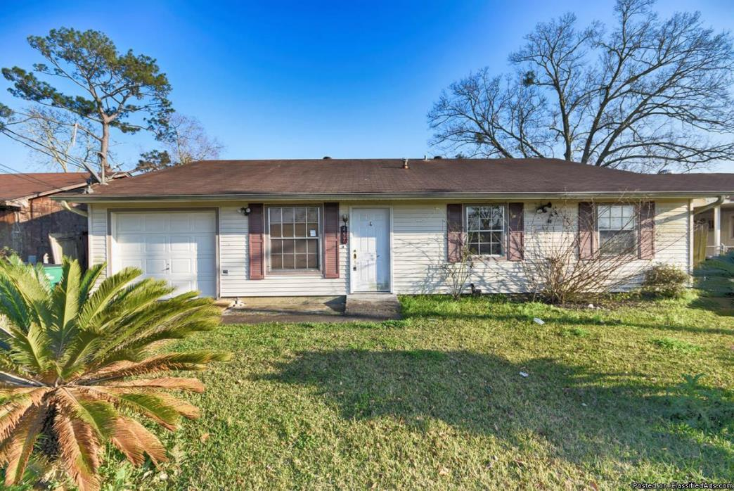 4 BEDS/1 BATH HOME FOR SALE
