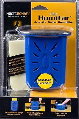 Music Nomad MN302 The Humilele - Ukulele Humidifier - NEW - FREE SHIPPING