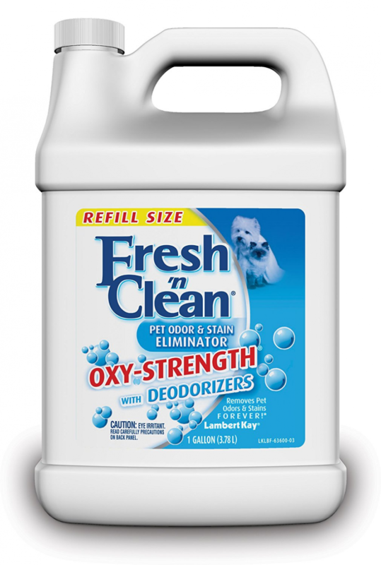 Oxy Odor and Stain Remover for Dogs