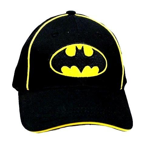 DC Comics Batman Toddler/Boys Baseball Cap with Cape