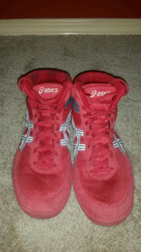 Asics wrestling shoes size 11