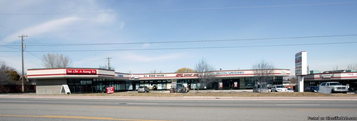2272 West 5400 South - Retail Space For Lease