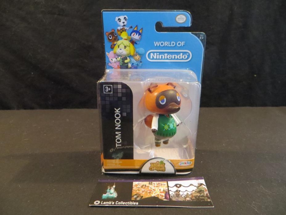 Tom Nook Animal Crossing World of Nintendo 2.5