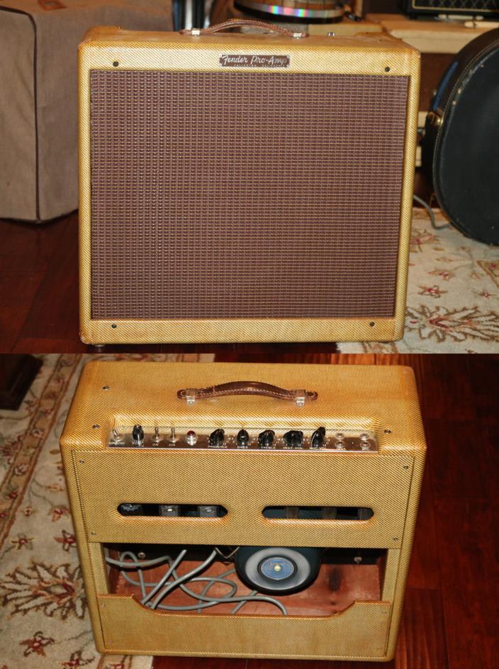 1958 Fender Pro-Amp  (FAM0110)