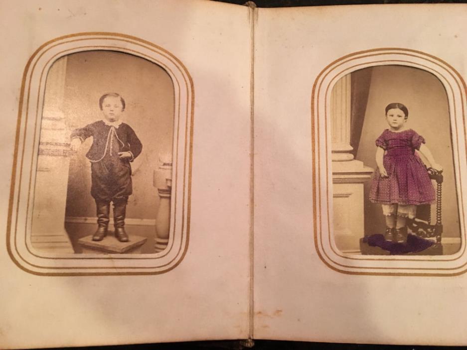 Civil War Era Album & Photos