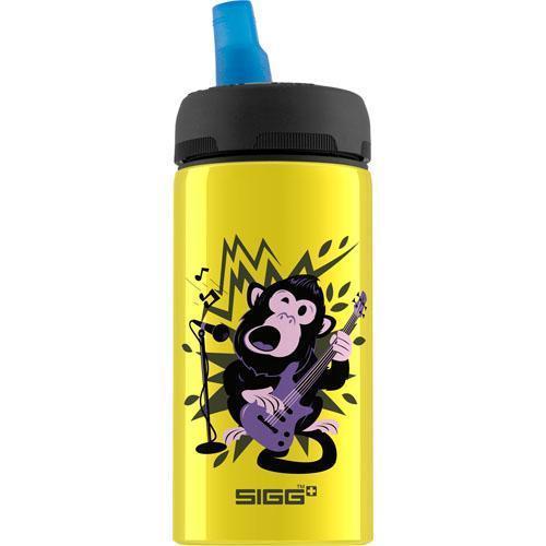 Sigg Water Bottle - Cuipo Rainforest Rocker - .4 Liters - Premium Swiss Made