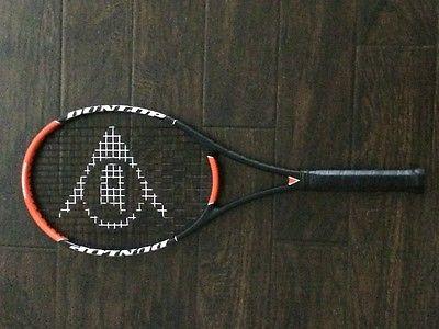 Dunlop Hotmelt 300G Tennis Racquet 4 3/8 Grip