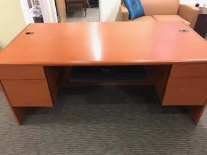 HON Commercial Desk - High Quality