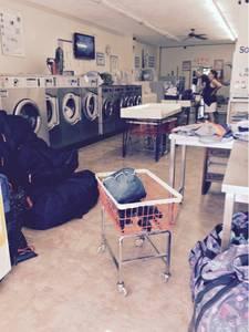 coin laundromat