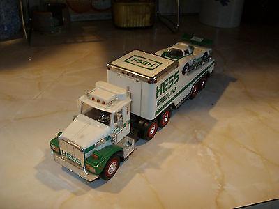 Hess truck -box lot