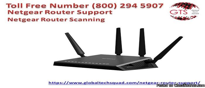 Netgear Router Support USA 1-800-294-5907