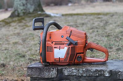 husqvarna 394 xp chainsaw