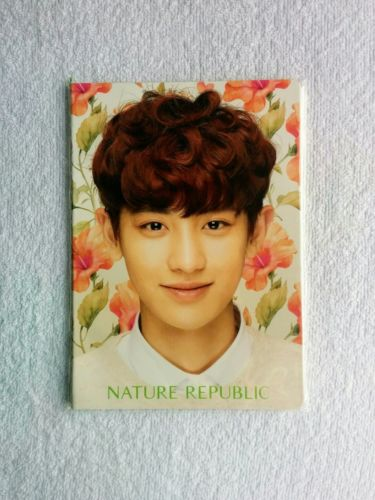 EXO Chanyeol Nature Republic Notebook (Official and Sealed)