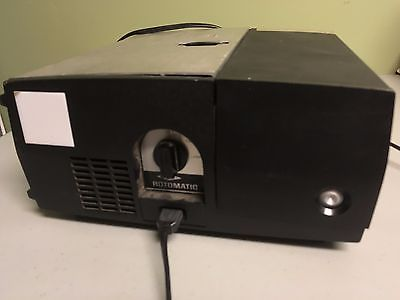 SAWYER Rotomatic Slide Projector 737 AQ - Carousel included