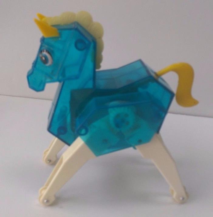 1968 Bandai Japan Blue Robot Horse - Battery Powered