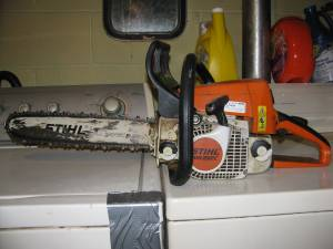 Husquvarna & Stihl Chainsaws* and other things (E. Indianapolis)