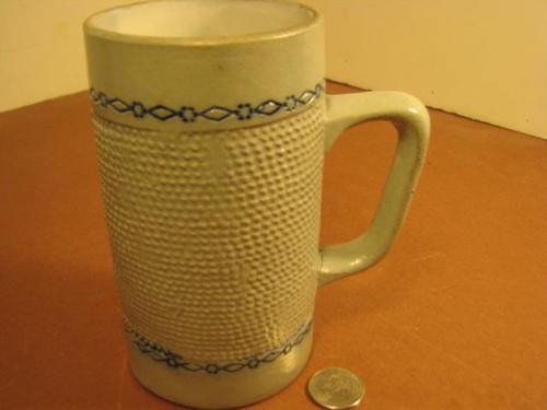 Antique Stoneware Mug 6
