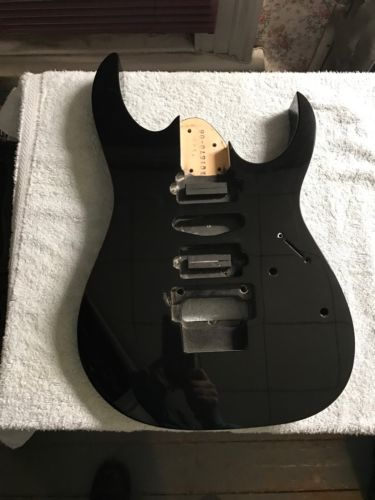 Ibanez RG 1570 Body Black