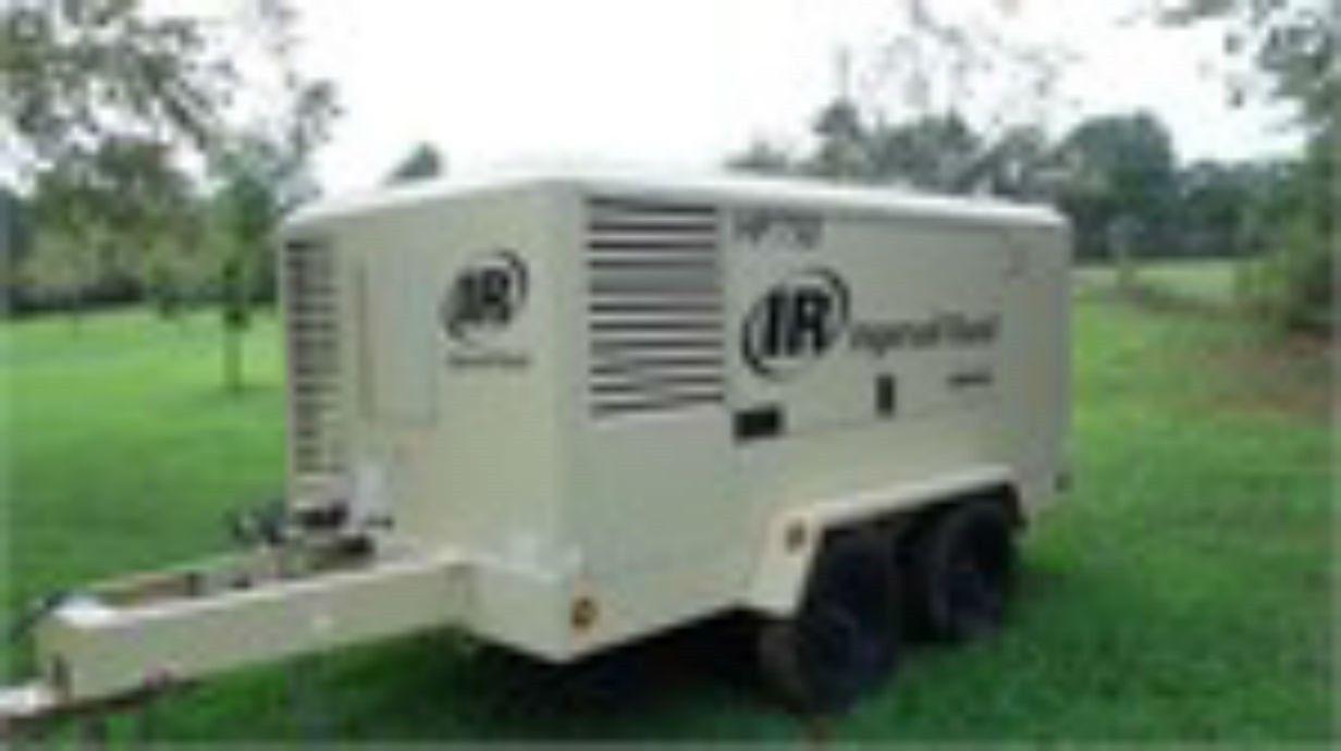 Ingersoll Rand HP750 Air Compressor