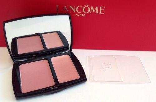 Lancome Blush Subtil Duo - Powder Blush Aplum & Cream Highlighter Perfect Pink