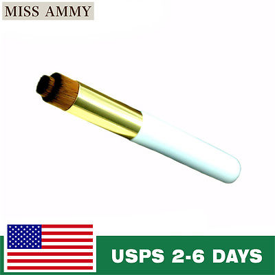 Professional Hand Made Makeup Nose Cleaning Brush Make Up Brushes USA Stock