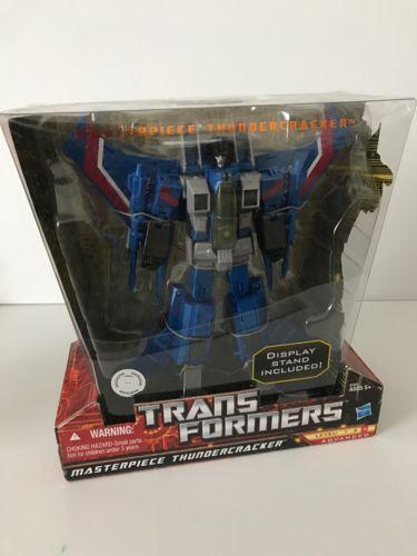 Hasbro Transformers Masterpiece Thundercracker TOYS R Us MISB