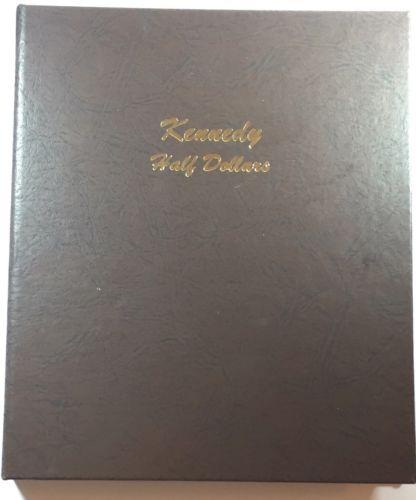 1964-2014 KENNEDY HALF DOLLAR SET! DANSCO ALBULM! 94 COIN SET! US COIN LOT #3241