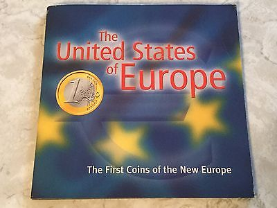 The United States of Europe The First Coins of the New Europe