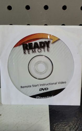 Directed Remote Starter Installation Instructional DVD Video Guide
