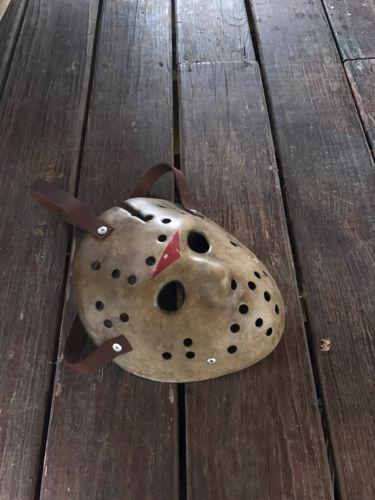 Friday The 13th Part 6 Hockey Mask Not Freddy Krueger Michael Myers