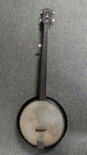 Vintage Harminy RESO-TONE Banjo Project?