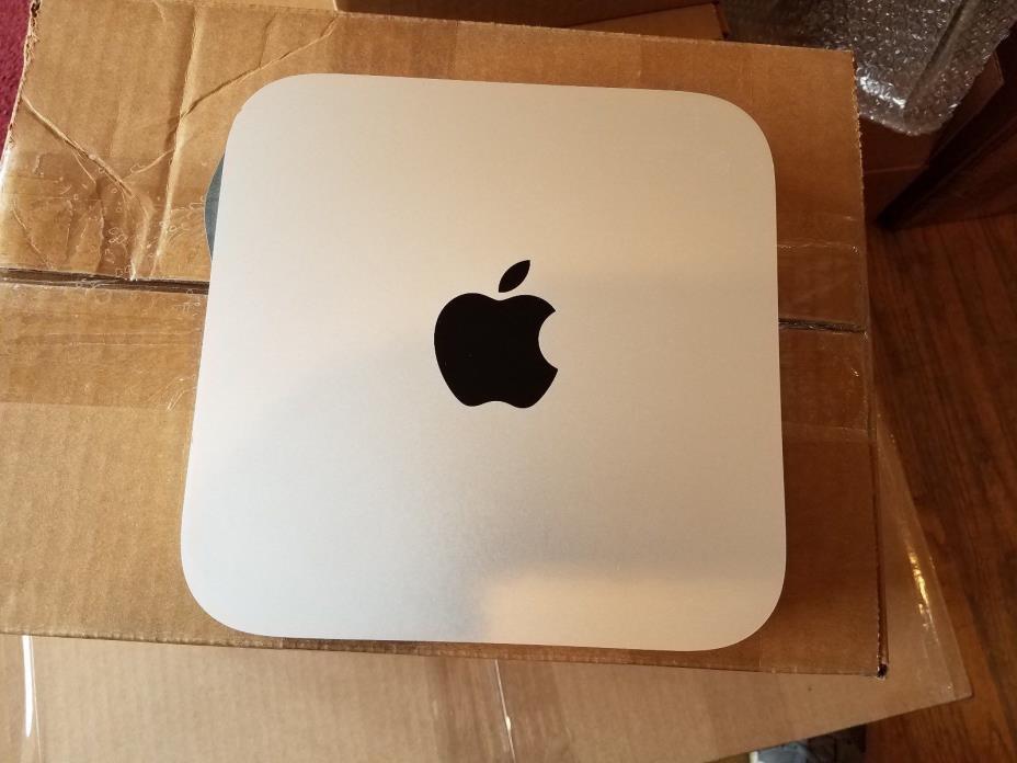 Lot of 35 x APPLE Mac Mini A1347 (mid-2010), 2.4Ghz, 4gb, 320GB HD, MacOS Sierra