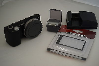 SON NEX 5N BLACK BODY W/  FLASH