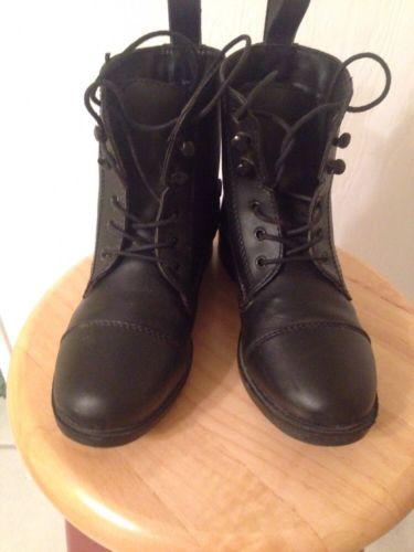 Paddock Riding Boots - Size