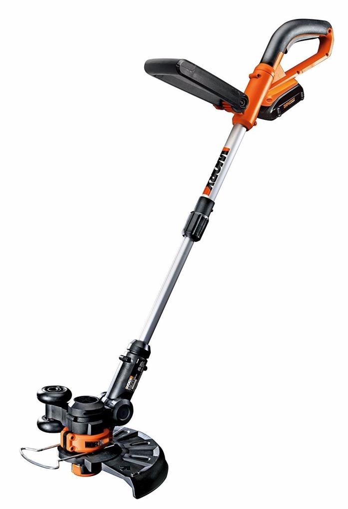 WORX WG156 Cordless Light Weight Grass Trimmer/ Edger