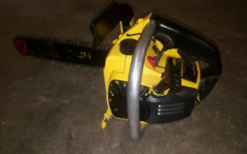 McCulloch Mac 110 Chainsaw ***CLEAN***