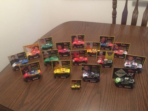 Racing Champions 1997 PRO STOCK CARS +Trading Cards/17- Cars