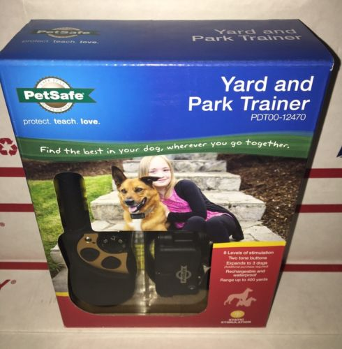 (1) PetSafe PDT00-12470 Yard and Park Trainer Remote- BRAND-NEW in BOX!!!