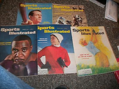 5 1962  Sports Illustrated