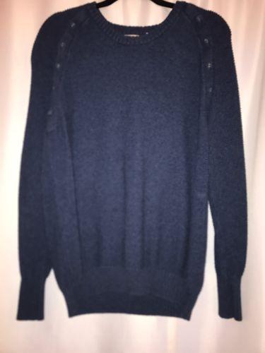 Ripe Maternity Australia Nursing Sweater, Navy Blue, Women's Size S
