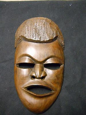Handcarved African Masks Art Wall Decoration