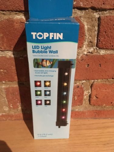 Top Fin Led Light Bubble Wall 6
