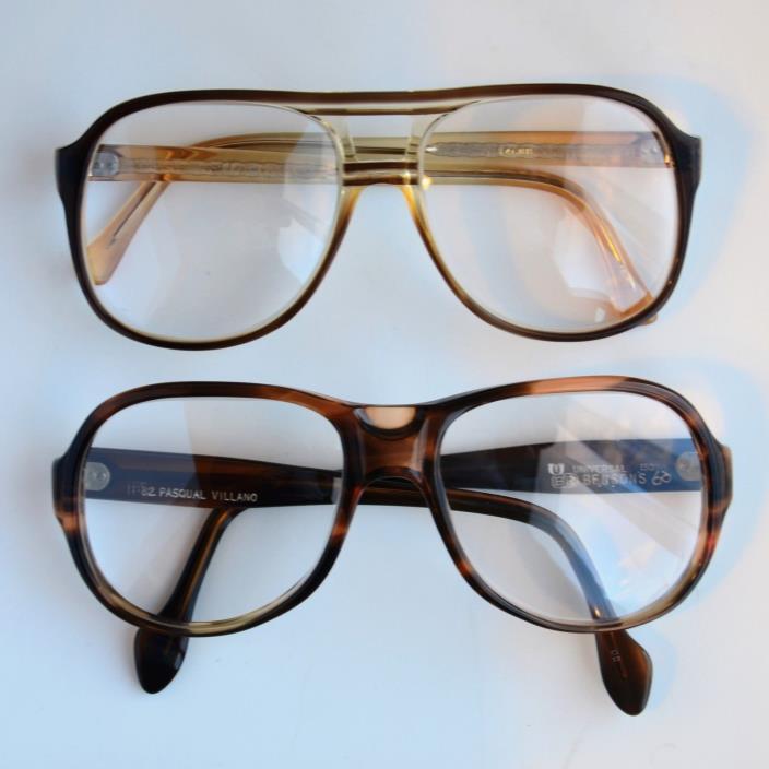 Vintage Universal UOC  Eye Glasses 59/19/Oleg Cassini CHO 96 57/16 145mm